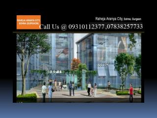 Raheja Aranya City Plots Sohna Gurgaon Call 09310112377