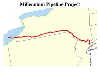 Millennium Pipeline Project