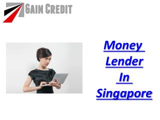 The Truth About Money Lender in Singapore
