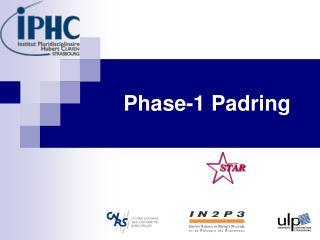 Phase-1 Padring