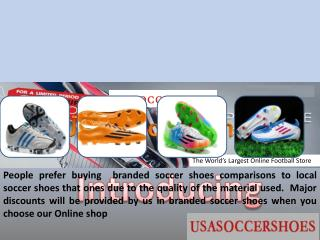 USA Soccer Shoes -  Best Collection of Adidas Soccer Shoes