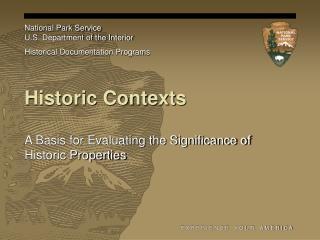 Historic Contexts