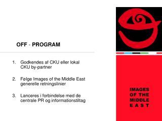 Godkendes af CKU eller lokal CKU by-partner