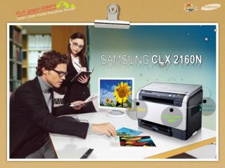 1. CLX-2160/2160N