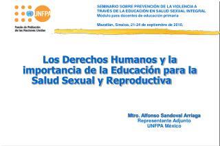 SEMINARIO SOBRE PREVENCIÓN DE LA VIOLENCIA A TRAVÉS DE LA EDUCACIÓN EN SALUD SEXUAL INTEGRAL