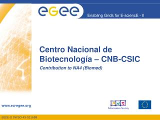 Centro Nacional de Biotecnología – CNB-CSIC