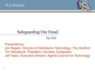 Safeguarding Our Email