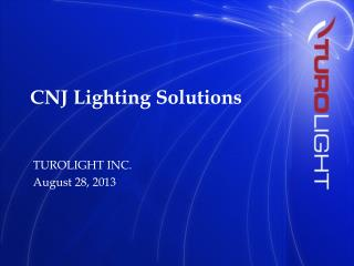 CNJ Lighting Solutions
