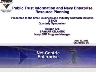 Net-Centric Enterprise