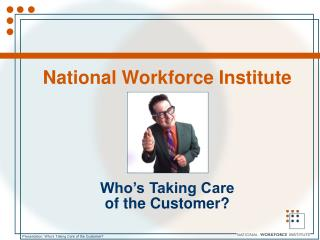 National Workforce Institute