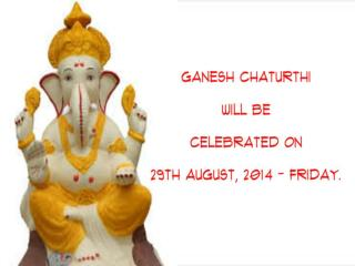 Send Ganesh Chaturthi Flowers to Hyderabad
