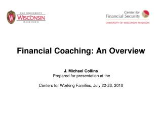 Financial Coaching: An Overview
