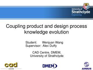 Coupling product and design process knowledge evolution