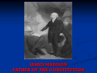 James Madison ppt