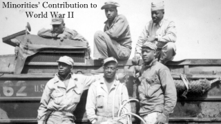 Tuskegee                          Airmen African Americans in the US Military