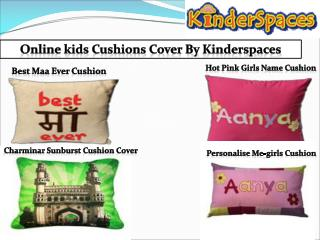 Online kids Cushions Cover By Kinderspaces