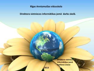Rīgas Anniņmuižas vidusskola