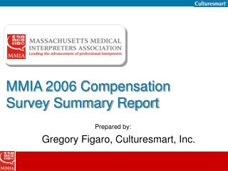 MMIA 2006 Compensation  Survey Summary Report