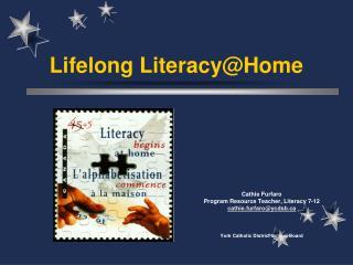Lifelong Literacy@Home