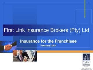 First Link Insurance Brokers Pty Ltd