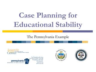 Case Planning for Educational Stability