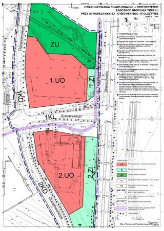 Opracowanie: Biuro Planowania Przestrzennego UM Olsztyn, GRUDZIEŃ 2010r.