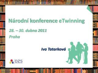 Národní konference  eTwinning