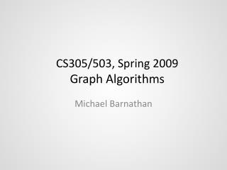 CS305
