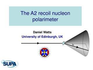 The A2 recoil nucleon polarimeter