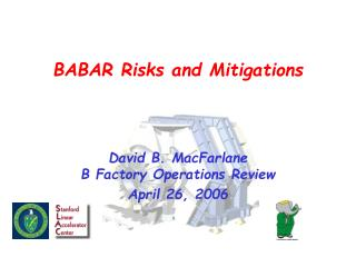 BABAR Risks and Mitigations