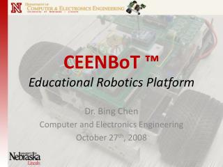 CEENBoT   Educational Robotics Platform