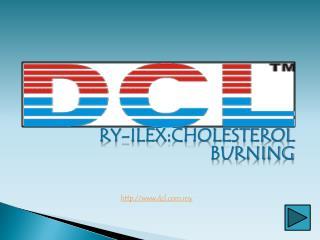 RY-ILEX:CHOLESTEROL BURNING