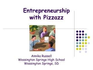 Entrepreneurship  with Pizzazz