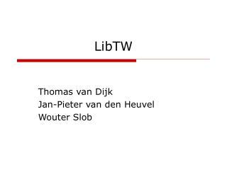 LibTW
