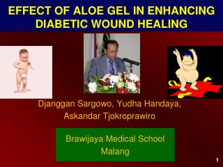 EFFECT OF ALOE GEL IN ENHANCING DIABETIC WOUND HEALING