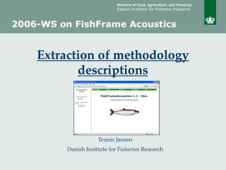 2006-WS on FishFrame Acoustics