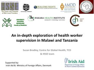 An in-depth exploration of health worker supervision in Malawi and Tanzania
