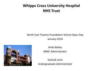 Whipps Cross University Hospital  NHS Trust