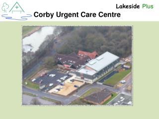 Corby Urgent Care Centre
