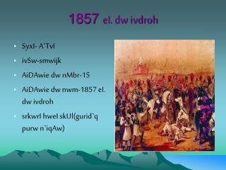1857  eI. dw ivdroh