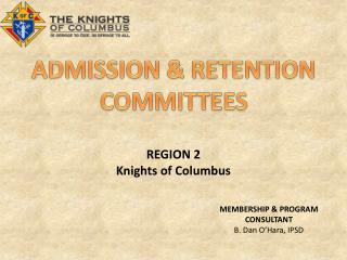 REGION 2 Knights of Columbus