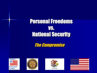 Personal Freedoms  vs. National Security