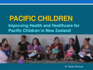 Pacific children