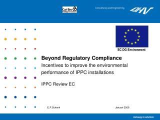 IPPC Review EC