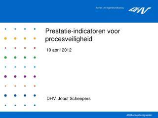 Prestatie-indicatoren voor  procesveiligheid