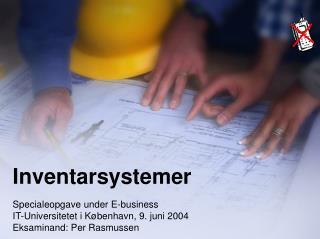Inventarsystemer