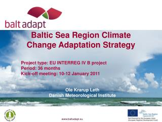 Baltic Sea Region Climate Change Adaptation Strategy