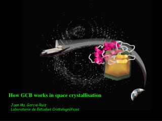 How GCB works in space crystallisation