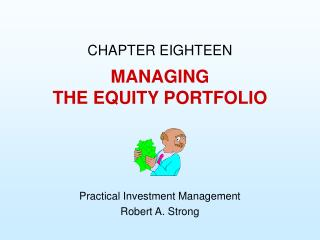MANAGING THE EQUITY PORTFOLIO