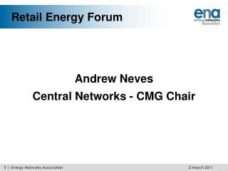 Retail Energy Forum